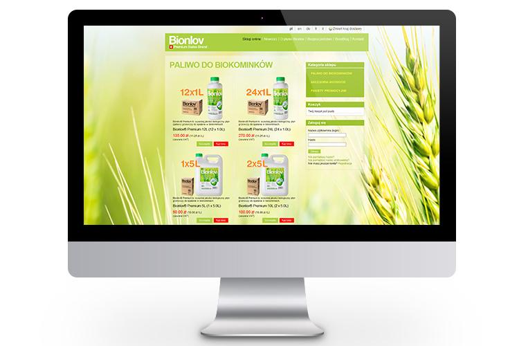 Bionlov-online-Store